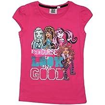 T-Shirt Monster High pour filles hauts