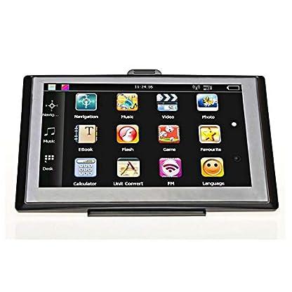 TOOGOO-Auto-Navigations-Navigator-7-Zoll-Sprach-Navigations-System-HD-Bildschirm-8-GB-Integrierter-Speicher-Mit-Speicher-256-MB-Verkehrs-Navigator-Sdost-Asien-Karte