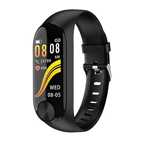 gouxia74534 Smart Watch Smart Armband Smart Armband Uhren Armbanduhr Tracker Armband Smartwatch Smart Armband Farbbildschirm Übung Herzfrequenz Blutdruck Überwachung Armband Informationen Erinnerung