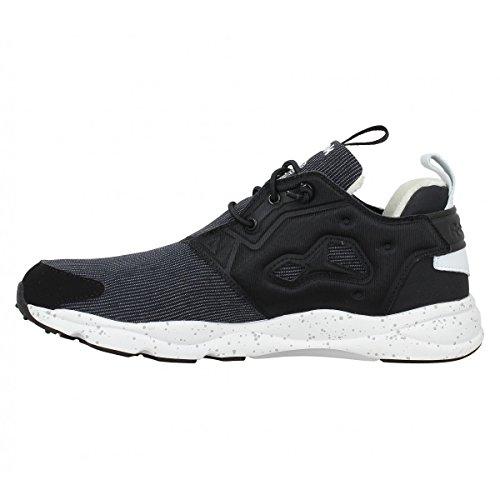 Reebok Damen Schuh Furylite Winter Farbe: Black/Gravels/Steel/White BLACK/GRAVEL/STEEL/W
