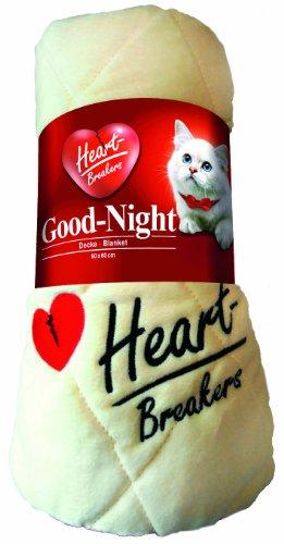 katzeninfo24.de Heartbreakers Gute Nacht Decke