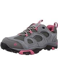 Jack Wolfskin Girls Mtn Attack Low Texapore, Chaussures de randonnée fille