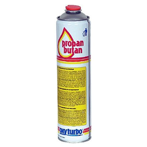 Cartouche gaz propane butane 330 gr
