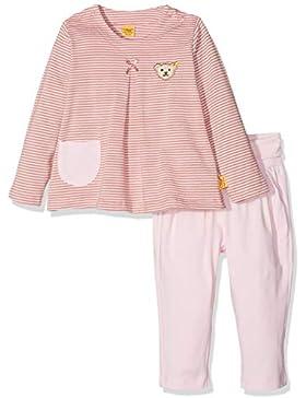 Steiff Baby-Mädchen Bekleidungsset