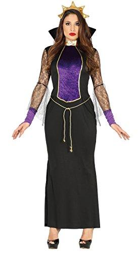 Guirca–Costume Adulta Mirror Queen, taglia 38–40, 84801.0