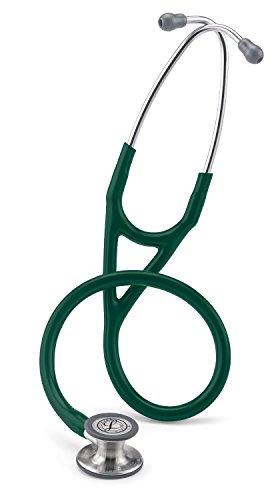 3M Littmann 6155 Cardiology IV Stethoskop, Dunkelgrün