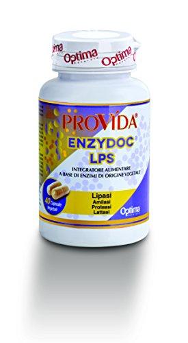 Provida Enzydoc Lps per Digerire Lipidi e Proteine, 360 mg