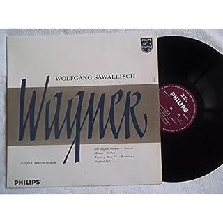 ABL 3404 Wagner Der Fliegende Hollander Vienna SO Wolfgang Sawallisch LP