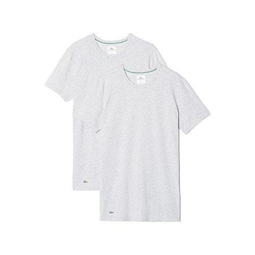 Lacoste T-Shirt Doppelpack Herren Round Neck
