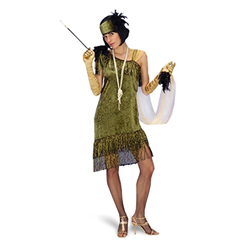 band - Kostüm- Gr. 44 46 (Charleston Halloween)