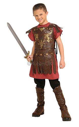 Jungen Kinder Römischer Gladiator Kostüm Alle Größen