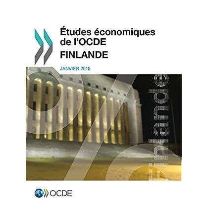 Études économiques de l'OCDE : Finlande 2016 (Economie)