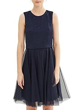 ESPRIT Collection Damen Kleid 037eo1e022