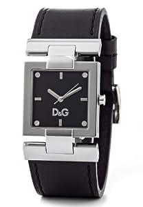 D&G Dolce & Gabbana Damen-Armbanduhr Courmayeur Analog Quarz DW0633