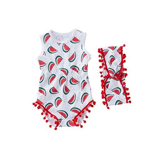 -Pom Kleid mit Blumenmuster für Mädchen Baby-Body Für Jungen und Mädchen mit Motiv Spruch Alles Gute zum Baby Shirt Vatertag Papa ()
