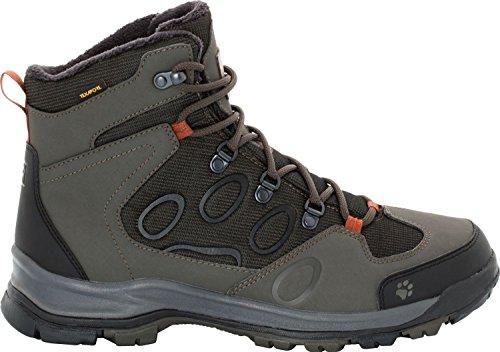 Jack Wolfskin Cold Terrain Texapore Mid M, Chaussures de Randonnée Hautes Homme