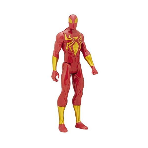 Spiderman - Figura Titan, Multicolor (Hasbro B5754EU4) 6