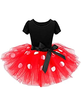 Schöne Kleider Babykleidung Kinderkleidung Longra Kinder Baby Mädchen Kleider Pageant Punkte Bowknot Kleid Party...
