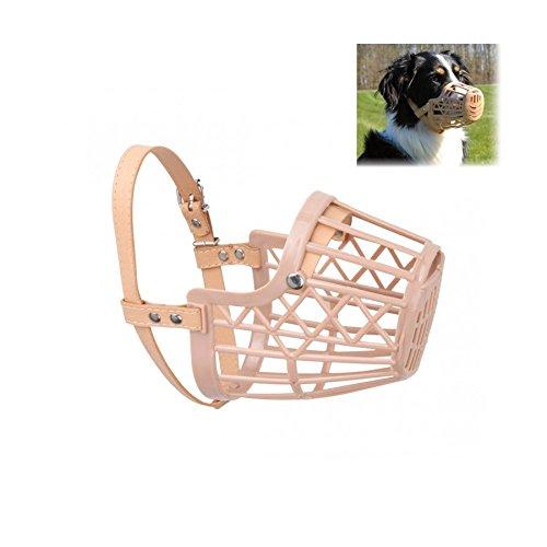 takestop® Hund, Größe S 10,5 x 6 cm, verstellbare Hunden für TOELEKTRISCHER Anti-ABBAIO MORSO Sicherheit