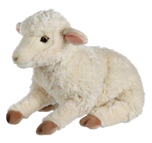 Gipsy - Pecora, 32 cm, di Colore Bianco (070 290)