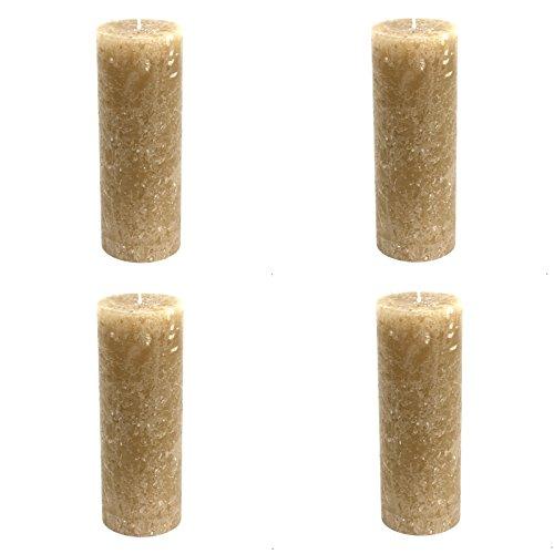 4x-rustic-stumpen-kerzen-beige-oe-68-x-190mm-4er-set-stumpenkerzen-stumpenkerze-rustik-stumpenkerzen