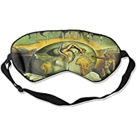 Eye Mask Eyeshade Artwork Drawing Sleeping Mask Blindfold Eyepatch Adjustable Head Strap preisvergleich bei billige-tabletten.eu