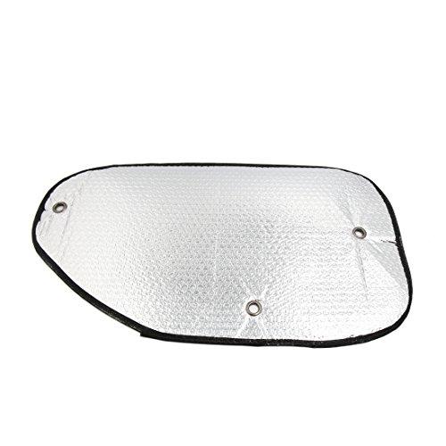 Sourcingmap 2 Piezas Papel Aluminio Ventana Lateral