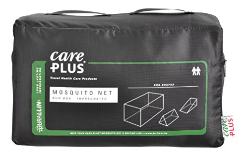 Care Plus Moskitonetz CarePlus imprägniertes II, weiß, One Size, 703015