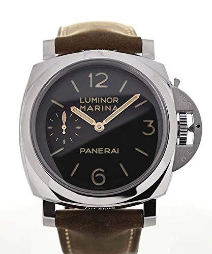 Officine Panerai PAM00422-Orologio, cinturino in pelle