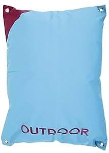 Coussin Déhoussable Outdoor Turquoise 90 cm aussi bien pour l'extérieur que pour l'intérieur pour chien/ZOLUX