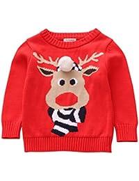 molto carino a4e4d a1265 Amazon.it: Un maglione per Natale: Abbigliamento