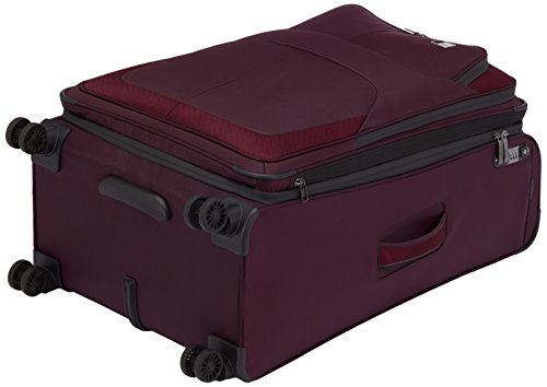 TITAN Koffer Nonstop, 4w Trolley L, Wine 79 cm 125 Liters Rot 372404-70 - 4