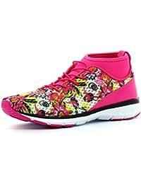 Lotto Ariane Mid IV AMF, Rose  Zapatos de moda en línea Obtenga el mejor descuento de venta caliente-Descuento más grande