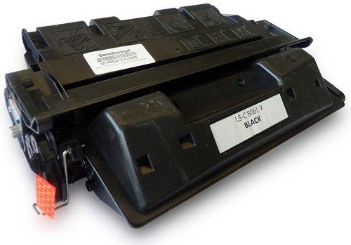 Toner black kompatibel für HP C8061X Laserjet 4100