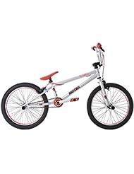 KS Cycling 649B Bmx Freestyle Mixte Enfant, Argenté