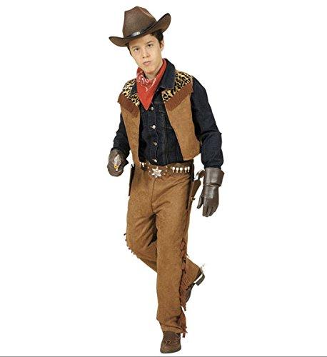 (Widmann-WDM42776 Kostüm , Braun 128cm, WDM42776)