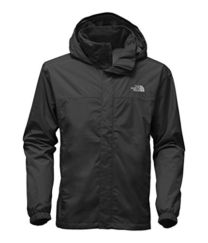 The North Face Herren Resolve 2 Jacke, schwarz (TNF Blk/TNF Blk), L