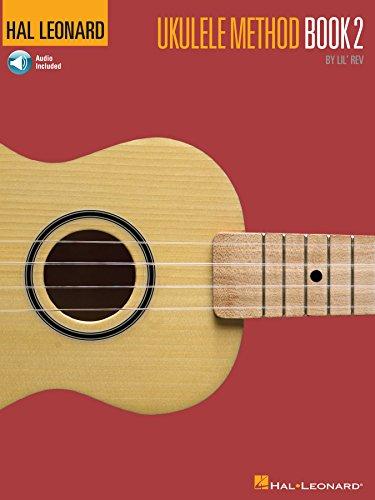 Hal Leonard Ukulele Method Book 2 (English Edition) eBook: Lil ...
