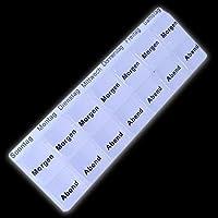 7 Tage PILLENBOX Pillendose Tablettenbox 17cm preisvergleich bei billige-tabletten.eu