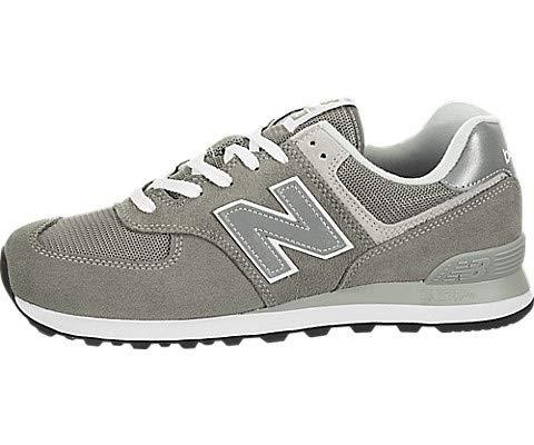 New Balance Sneaker Herren ML574EGG Grau Egg Grey, Schuhgröße:42