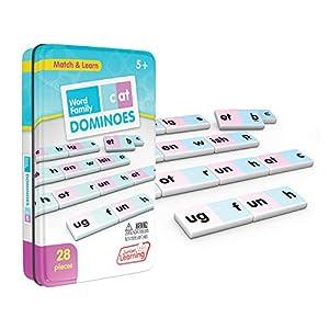 Junior JL479 Educational Dominoes