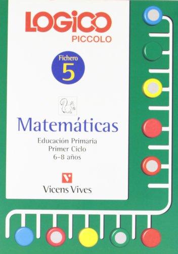Logico Piccolo. Matematicas 5-9788431641269