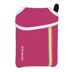 Polaroid Tasca Neoprene per la stampante Polaroid ZIP Mobile (Rosa)