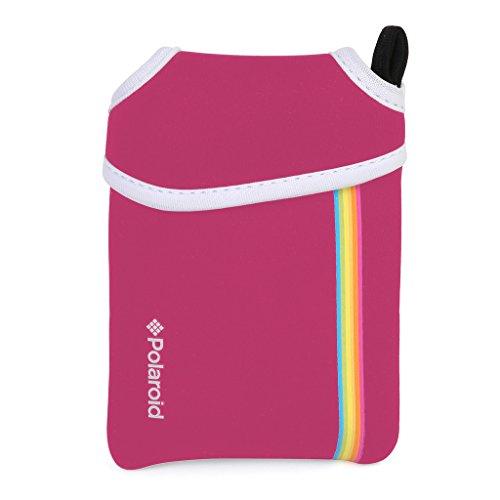 Polaroid Neopren-Beutel für den Polaroid ZIP mobilen Drucker (Pink)