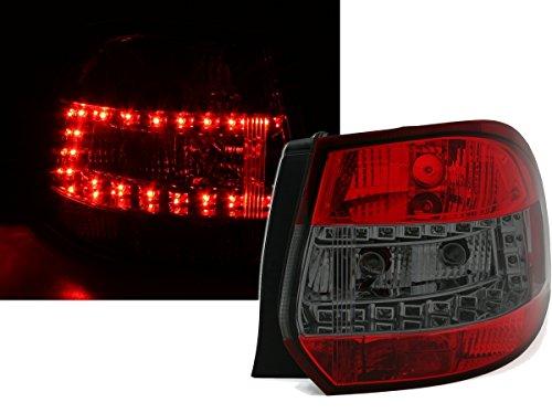 Eagle Eyes LED Rückleuchten Set in Rot-Smoke