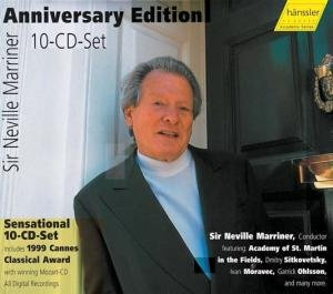 Anniversary-Set (zum 75. Geburtstag) Vol. 1-10