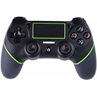 Zantec Mando del regulador del juego de Bluetooth Wireless 6 Axies para PS4