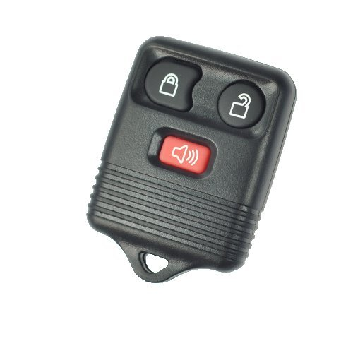3 Buttons Keyless Remote Key Shell for 2000-2009 Ford F-150 F-250 F-350 No Ch... by BestKeys