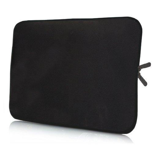 Pedea Neopren Notebooktasche bis 39,6 cm (15,6 Zoll) schwarz