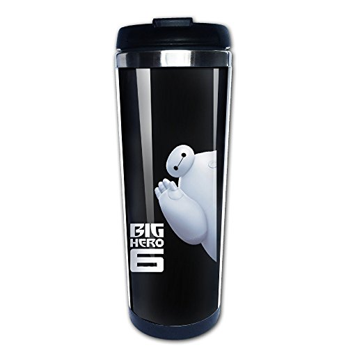 Big Hero 6 baymax Travel Kaffee Tassen, Tee Tasse